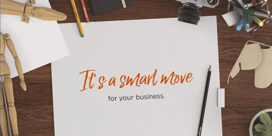 It's a smart move for you business